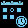 Tervezhető határidők: garantált óraszám és rendelkezésre állás