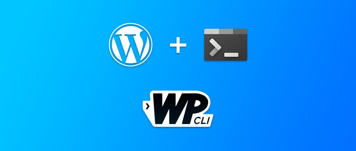 WP-CLI, avagy WordPress a parancssorból